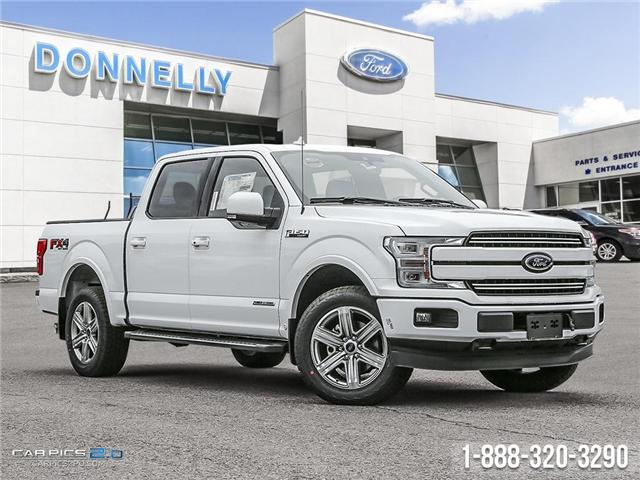 2018 Ford F-150 Lariat (Stk: DR1711) in Ottawa - Image 1 of 28