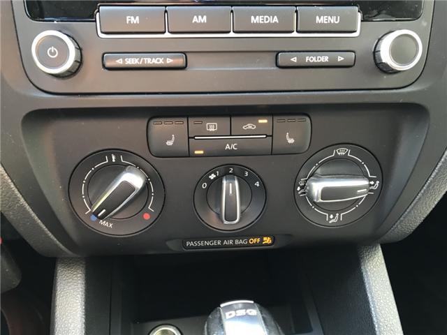 2013 Volkswagen Jetta 2.0 TDI Comfortline (Stk: 21395) in Pembroke - Image 8 of 10