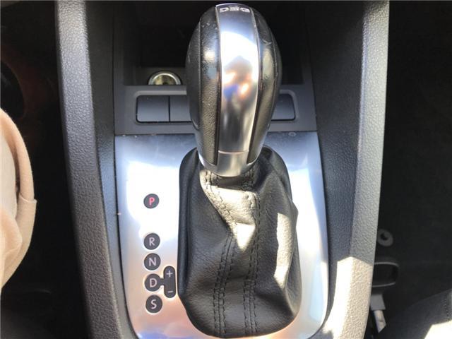 2013 Volkswagen Jetta 2.0 TDI Comfortline (Stk: 21395) in Pembroke - Image 9 of 10