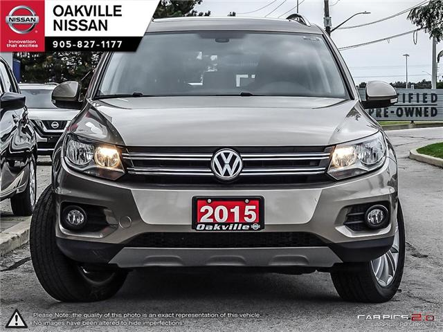 2015 Volkswagen Tiguan Highline (Stk: N18309A) in Oakville - Image 2 of 23