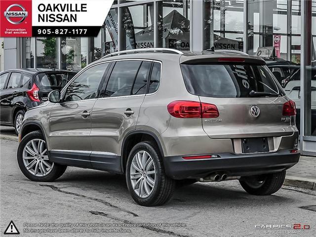 2015 Volkswagen Tiguan Highline (Stk: N18309A) in Oakville - Image 4 of 23