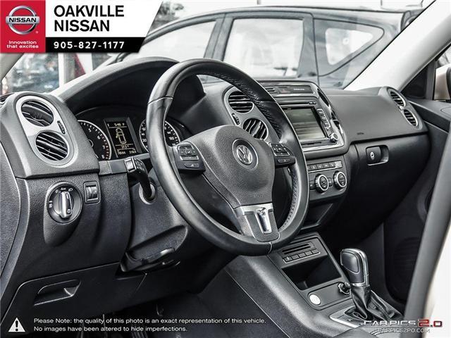 2015 Volkswagen Tiguan Highline (Stk: N18309A) in Oakville - Image 12 of 23