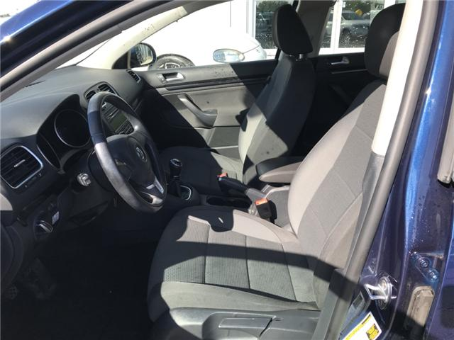 2013 Volkswagen Golf 2.0 TDI Comfortline (Stk: 21409) in Pembroke - Image 5 of 9