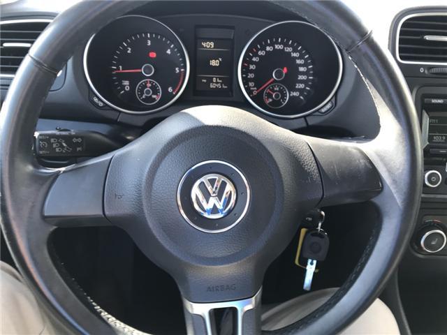 2013 Volkswagen Golf 2.0 TDI Comfortline (Stk: 21409) in Pembroke - Image 9 of 9