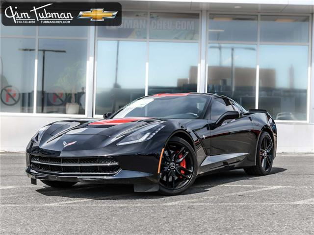 2019 Chevrolet Corvette Stingray Z51 (Stk: 190002) in Ottawa - Image 1 of 22