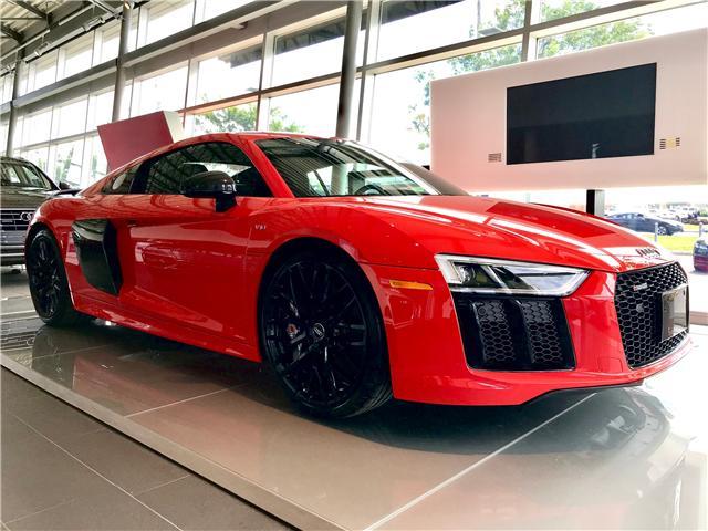 2018 Audi R8 5.2 V10 plus (Stk: 51782) in Ottawa - Image 1 of 20