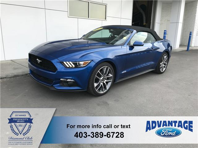 2017 Ford Mustang EcoBoost Premium (Stk: 5294) in Calgary - Image 1 of 20