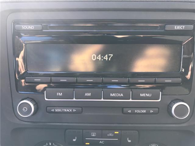 2012 Volkswagen Jetta 2.0 TDI Comfortline (Stk: 21394) in Pembroke - Image 6 of 9
