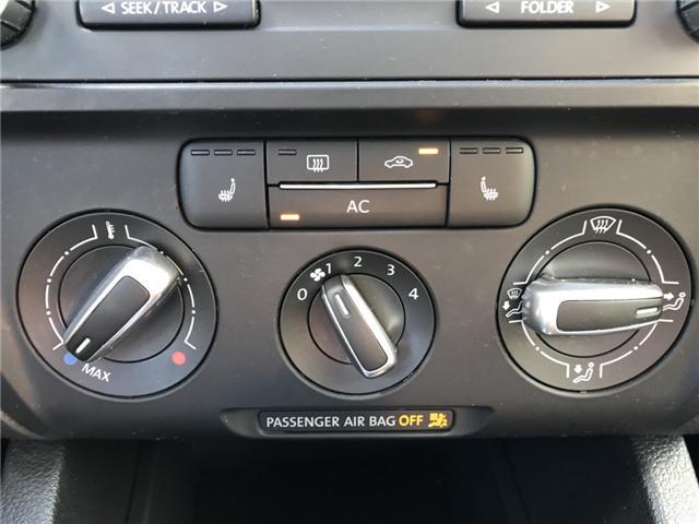 2012 Volkswagen Jetta 2.0 TDI Comfortline (Stk: 21394) in Pembroke - Image 7 of 9