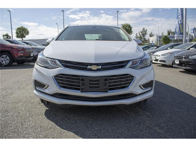 2018 Chevrolet Cruze Premier Auto (Stk: AB0753) in Abbotsford - Image 2 of 27