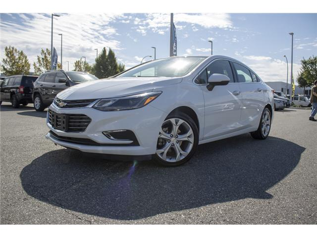 2018 Chevrolet Cruze Premier Auto (Stk: AB0753) in Abbotsford - Image 3 of 26