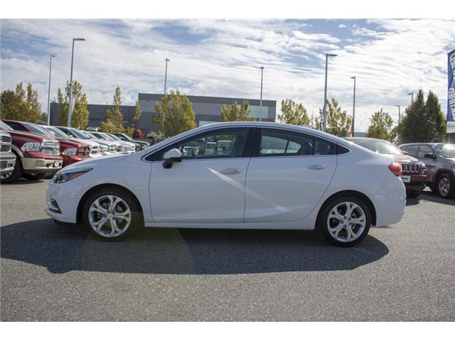 2018 Chevrolet Cruze Premier Auto (Stk: AB0753) in Abbotsford - Image 4 of 26