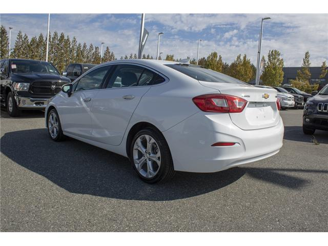 2018 Chevrolet Cruze Premier Auto (Stk: AB0753) in Abbotsford - Image 5 of 26
