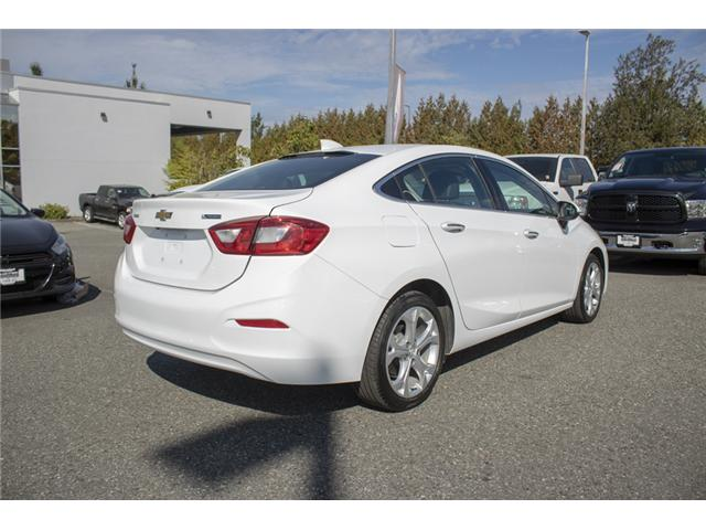 2018 Chevrolet Cruze Premier Auto (Stk: AB0753) in Abbotsford - Image 7 of 26