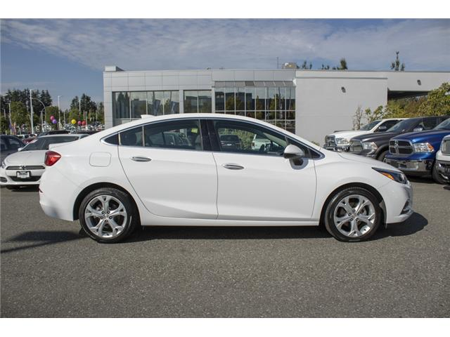 2018 Chevrolet Cruze Premier Auto (Stk: AB0753) in Abbotsford - Image 8 of 26