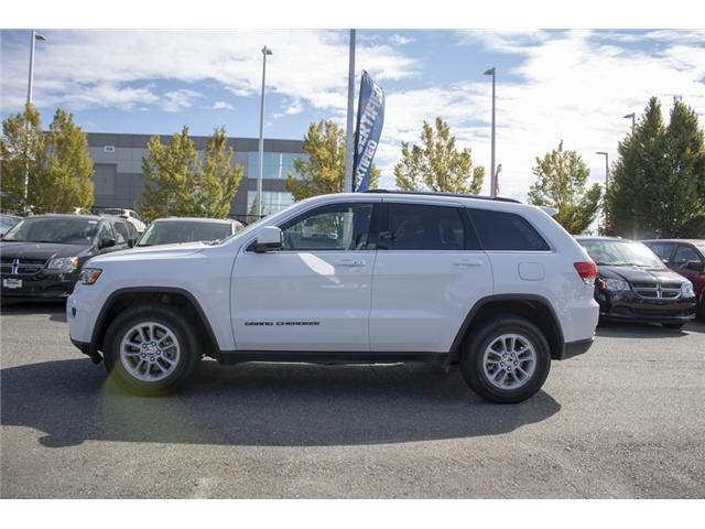 2018 Jeep Grand Cherokee Laredo (Stk: AB0757) in Abbotsford - Image 4 of 24
