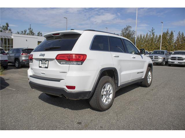 2018 Jeep Grand Cherokee Laredo (Stk: AB0757) in Abbotsford - Image 7 of 24