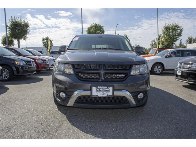 2018 Dodge Journey Crossroad (Stk: AB0756) in Abbotsford - Image 2 of 26