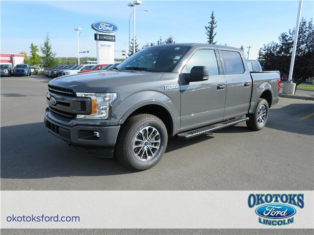 2018 Ford F-150 XLT (Stk: JK-483) in Okotoks - Image 1 of 5