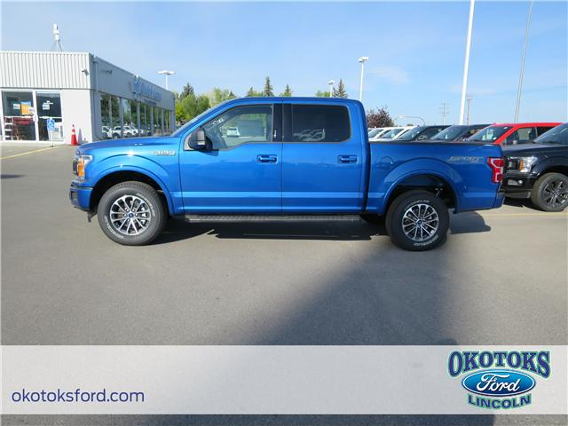 2018 Ford F-150 XLT (Stk: JK-477) in Okotoks - Image 2 of 5