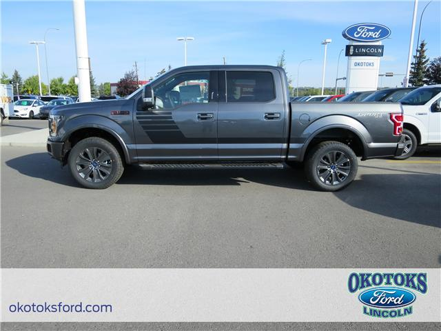 2018 Ford F-150 XLT (Stk: JK-484) in Okotoks - Image 2 of 5