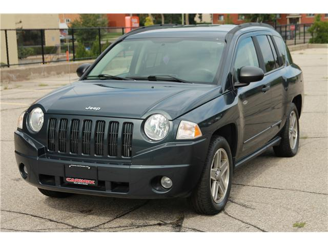 2008 Jeep Compass Sport/North (Stk: 1806278) In Waterloo   Image 1 ...