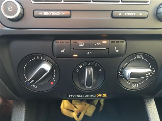 2013 Volkswagen Jetta 2.0 TDI Comfortline (Stk: 21379) in Pembroke - Image 8 of 10