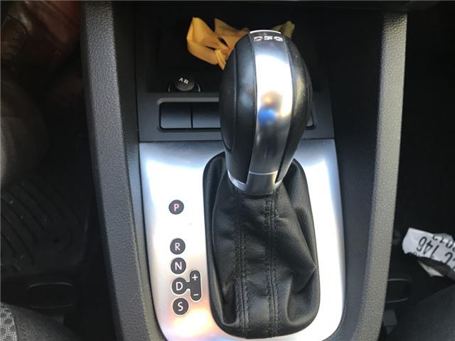 2013 Volkswagen Jetta 2.0 TDI Comfortline (Stk: 21379) in Pembroke - Image 9 of 10