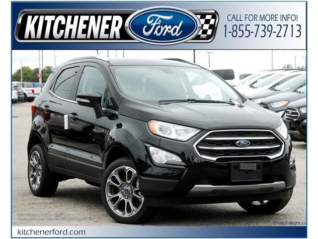 2018 Ford EcoSport Titanium (Stk: 8R8800) in Kitchener - Image 1 of 2