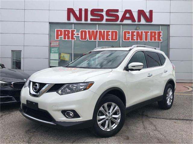 2016 Nissan Rogue SV (Stk: M9838A) in Scarborough - Image 1 of 24