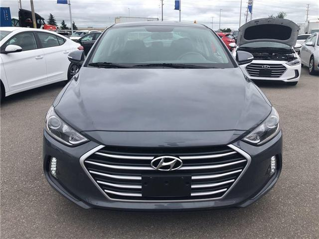 2017 Hyundai Elantra GL|Heated Seats|Rear View Camera|Bluetooth (Stk: PA17334) in BRAMPTON - Image 2 of 19