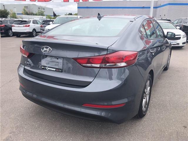 2017 Hyundai Elantra GL Heated Seats Rear View Camera Bluetooth (Stk: PA17334) in BRAMPTON - Image 4 of 19