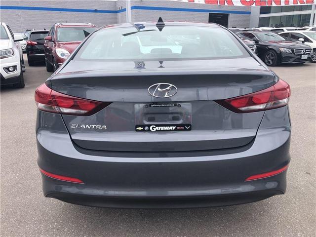 2017 Hyundai Elantra GL Heated Seats Rear View Camera Bluetooth (Stk: PA17334) in BRAMPTON - Image 5 of 19