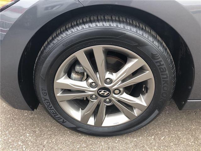 2017 Hyundai Elantra GL Heated Seats Rear View Camera Bluetooth (Stk: PA17334) in BRAMPTON - Image 8 of 19