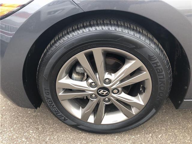 2017 Hyundai Elantra GL Heated Seats Rear View Camera Bluetooth (Stk: PA17334) in BRAMPTON - Image 9 of 19