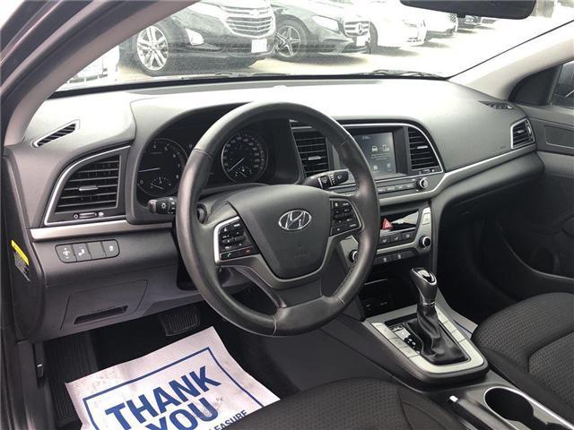 2017 Hyundai Elantra GL Heated Seats Rear View Camera Bluetooth (Stk: PA17334) in BRAMPTON - Image 10 of 19