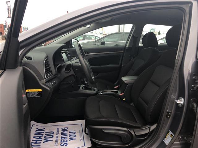 2017 Hyundai Elantra GL Heated Seats Rear View Camera Bluetooth (Stk: PA17334) in BRAMPTON - Image 11 of 19