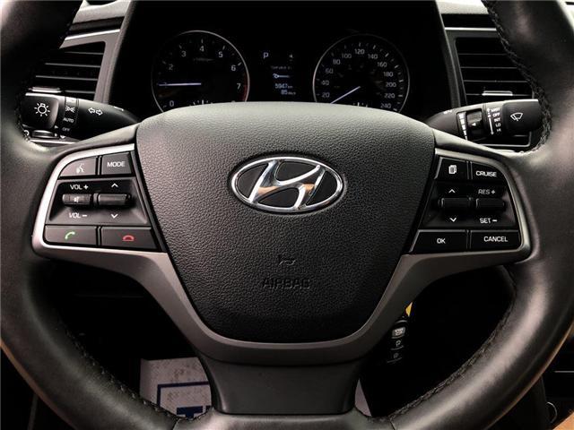 2017 Hyundai Elantra GL Heated Seats Rear View Camera Bluetooth (Stk: PA17334) in BRAMPTON - Image 14 of 19