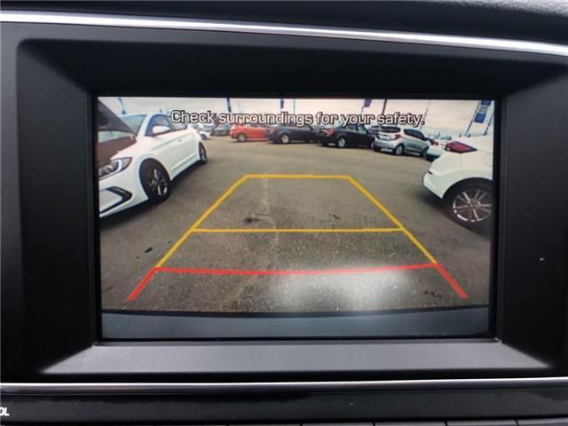 2017 Hyundai Elantra GL Heated Seats Rear View Camera Bluetooth (Stk: PA17334) in BRAMPTON - Image 17 of 19