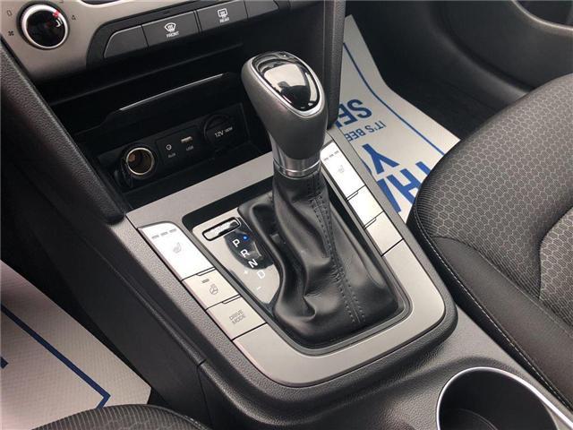 2017 Hyundai Elantra GL Heated Seats Rear View Camera Bluetooth (Stk: PA17334) in BRAMPTON - Image 18 of 19