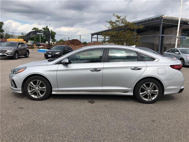 2018 Hyundai Sonata Sport (Stk: 5NPE34) in Brampton - Image 2 of 14