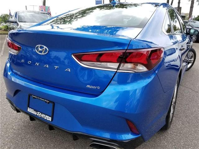 2018 Hyundai Sonata Sport-Sunroof and Alloy (Stk: op9961) in Mississauga - Image 5 of 16