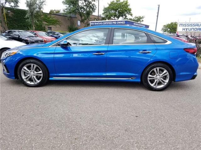 2018 Hyundai Sonata Sport-Sunroof and Alloy (Stk: op9961) in Mississauga - Image 8 of 16