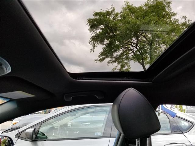 2018 Hyundai Sonata Sport-Sunroof and Alloy (Stk: op9961) in Mississauga - Image 15 of 16