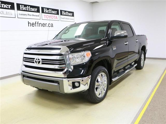 2016 Toyota Tundra Platinum 5.7L V8 (Stk: 186039) in Kitchener - Image 1 of 24