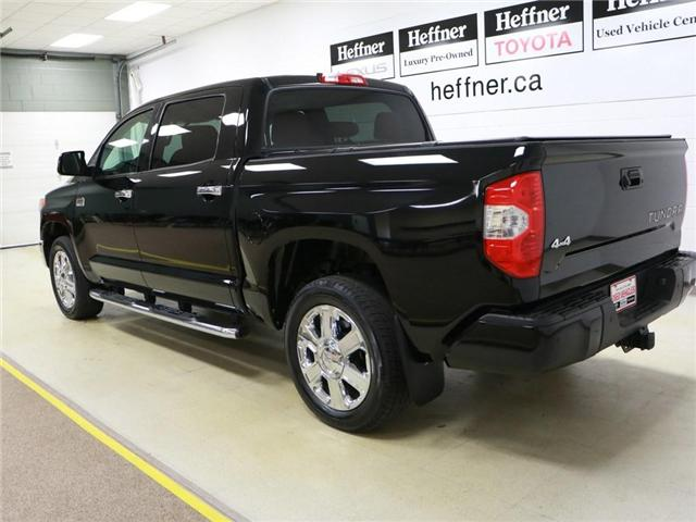 2016 Toyota Tundra Platinum 5.7L V8 (Stk: 186039) in Kitchener - Image 6 of 24