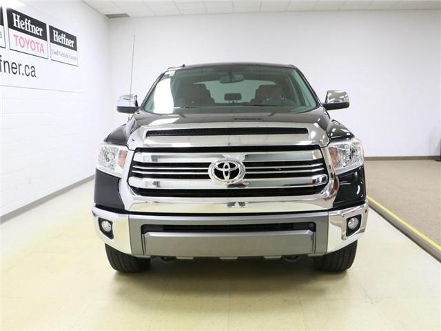 2016 Toyota Tundra Platinum 5.7L V8 (Stk: 186039) in Kitchener - Image 7 of 24