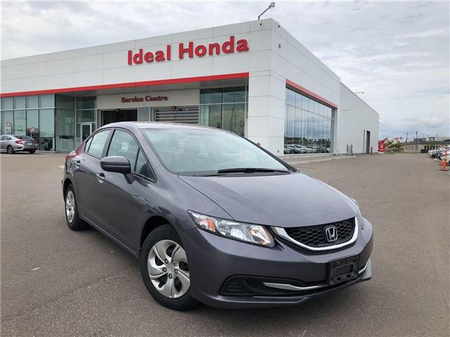 2015 Honda Civic LX (Stk: I180519A) in Mississauga - Image 1 of 6