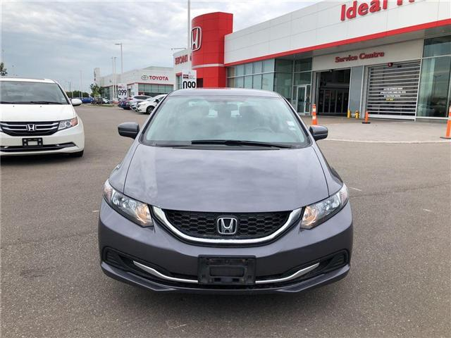 2015 Honda Civic LX (Stk: I180519A) in Mississauga - Image 2 of 6