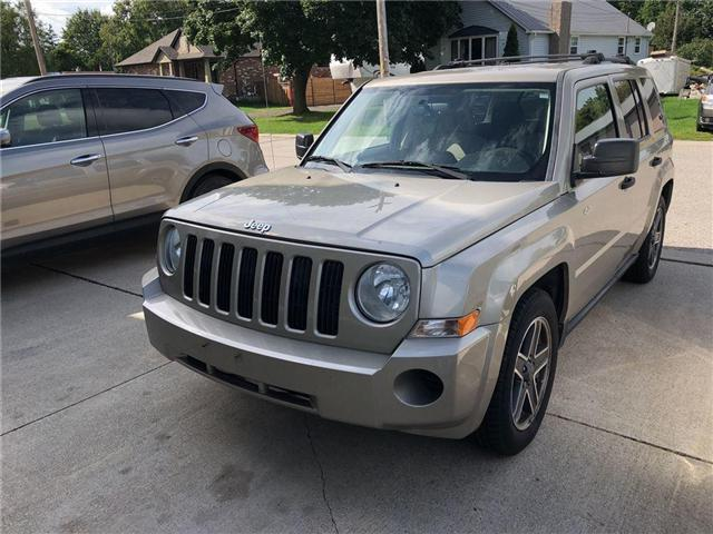 2009 Jeep Patriot Sport/North (Stk: 1J8FT2) in Belmont - Image 2 of 17